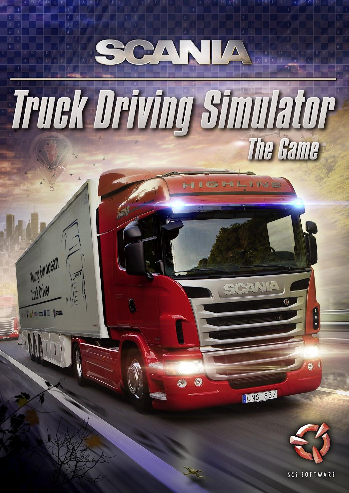 Scania truck driving simulator download & key youtube.