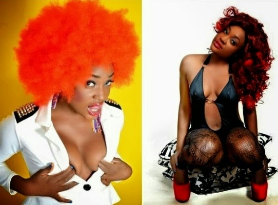'Rich men's Money Turns Me On' – Fast rising actress, Lizzy Gold