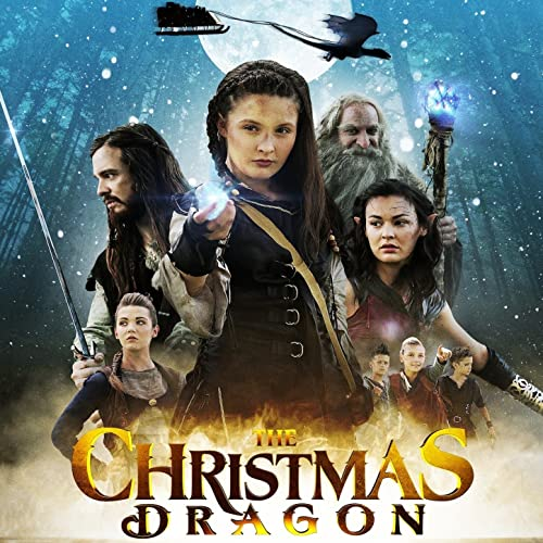 The Christmas Dragon 2014 English 300MB HDRip 480p