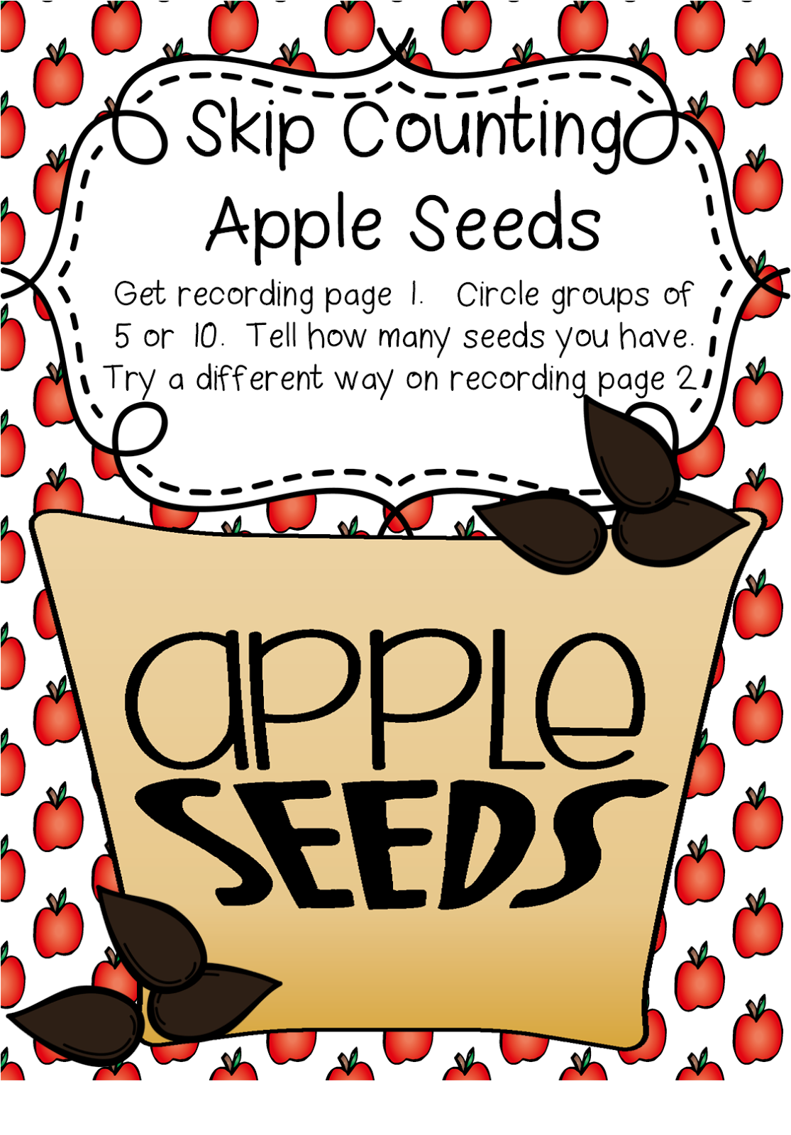 First Grade Wow Writing Tools Uppercase Letters And Johnny Appleseed