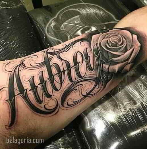tatuajes chicanos letras