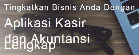 Aplikasi Kasir