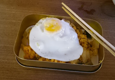 SSAM SSAM Pop-up Restaurant in Nürnberg - koreanische Lunchbox Dosirak
