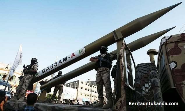 Hamas : Siap Bagikan Roket ke Tiap Negara Arab yang Sedia Perang Lawan Israel