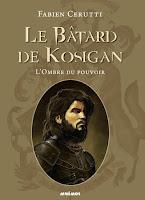 couverture du livre Le Bâtard de Kosigan de Fabien Cerutti