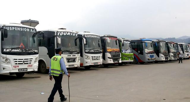 Kathmandu to Janakpur bus service