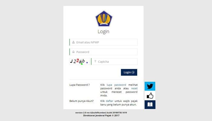 portal pajak online
