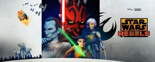 STAR WARS REBELS - 3a Stagione
