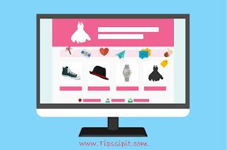 jualan produk di media online secara cepat