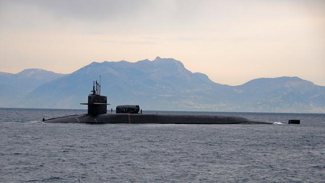 EE.UU. desarrolla dispositivos para detectar submarinos enemigos en vastas zonas oceánicas