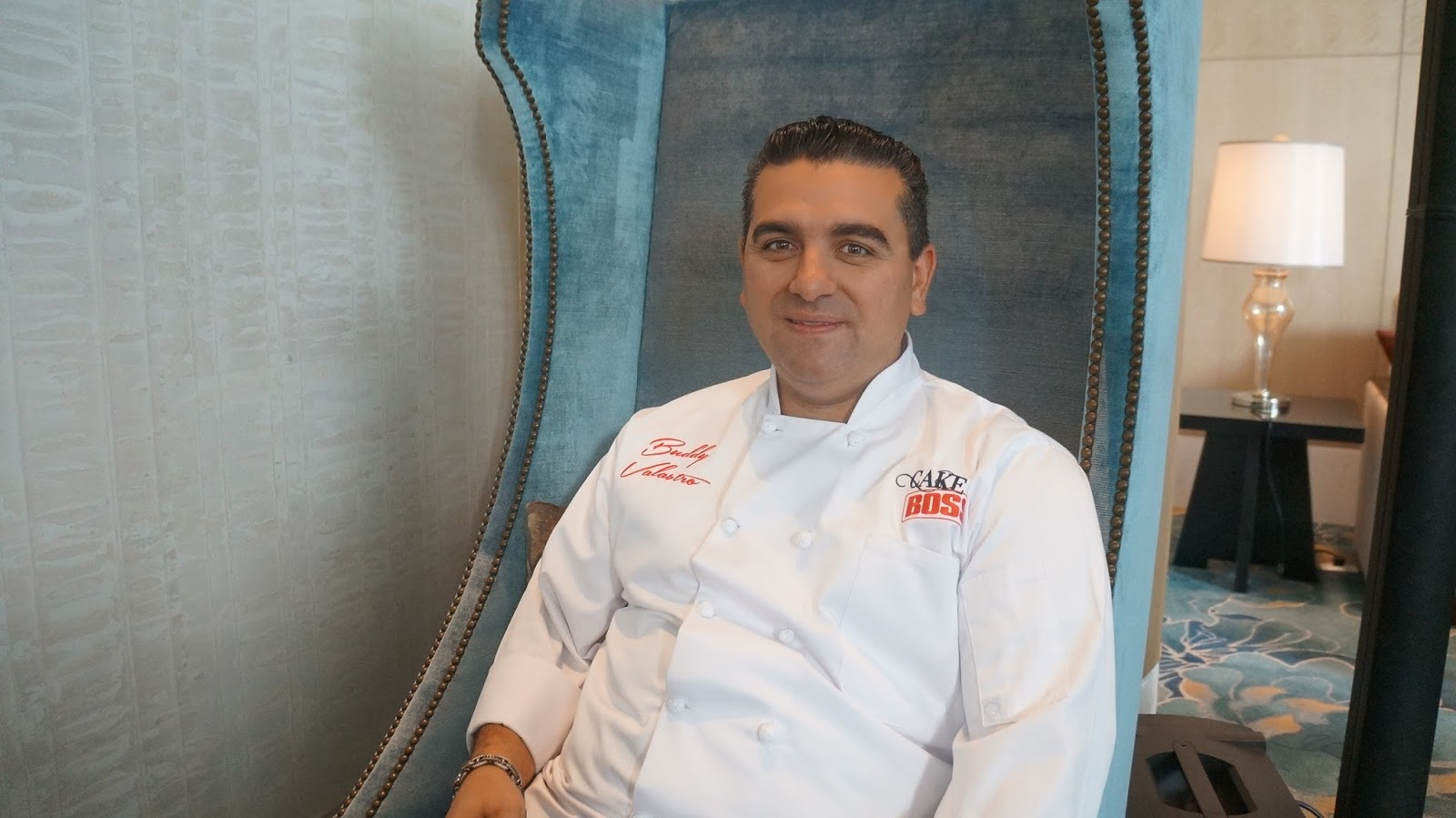 Exclusive Interview with Buddy Valastro aka Cake Boss of TLC