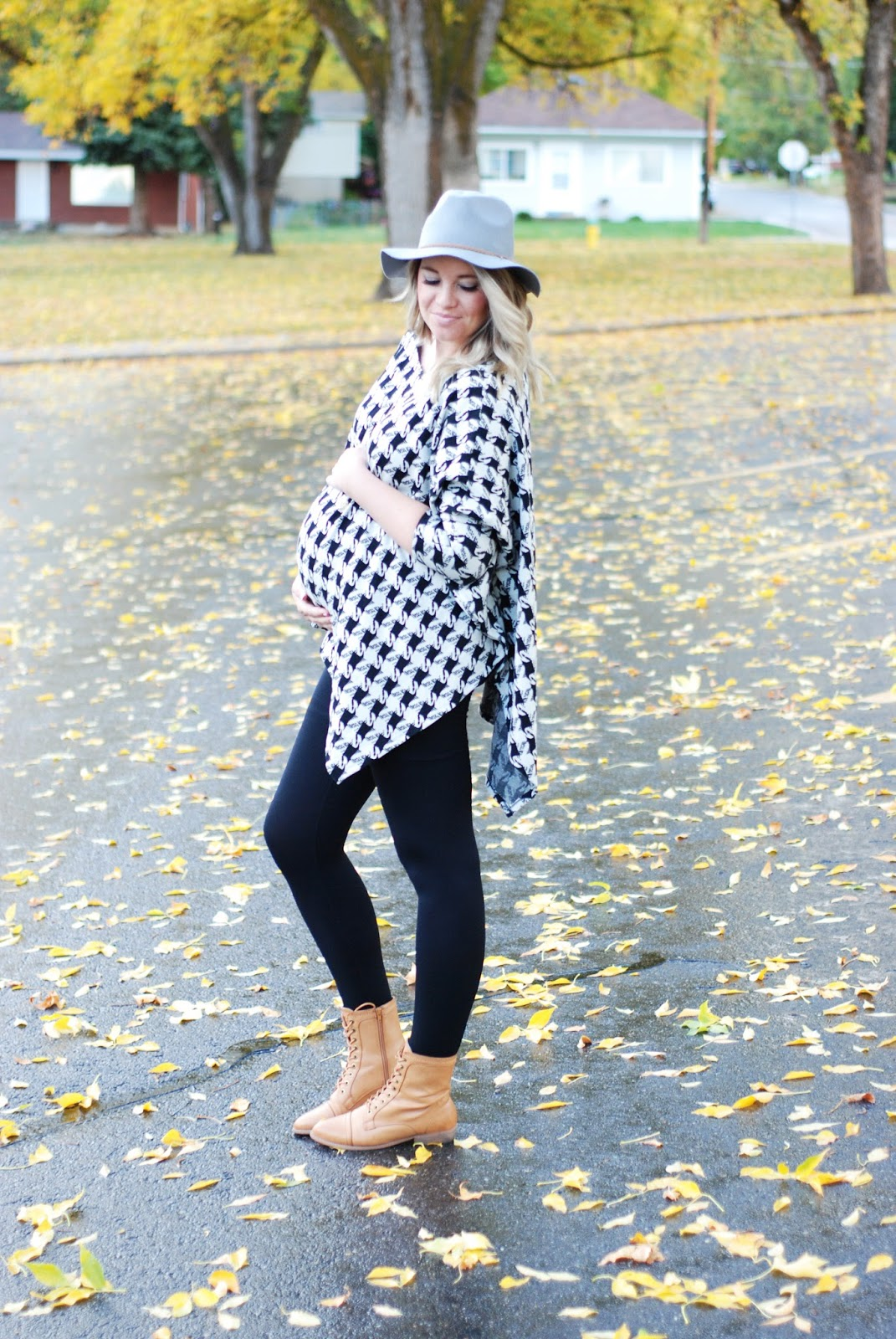 Utah Fashion Blogger, Pregnant Style, Maternity Outfit, Fall Outfit
