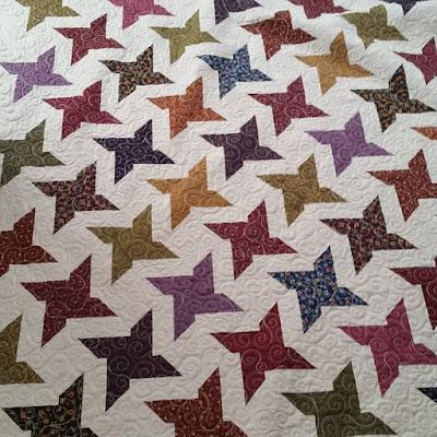 Glistening Star - Free Quilt Pattern