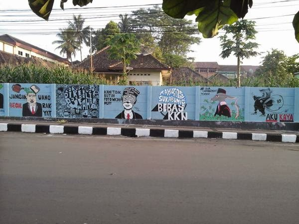 Sukabumi Murals Movement
