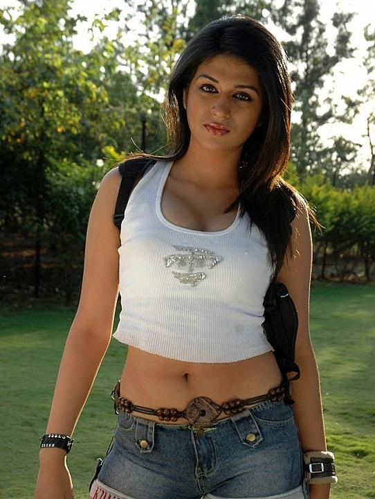 Shraddha das in white tops