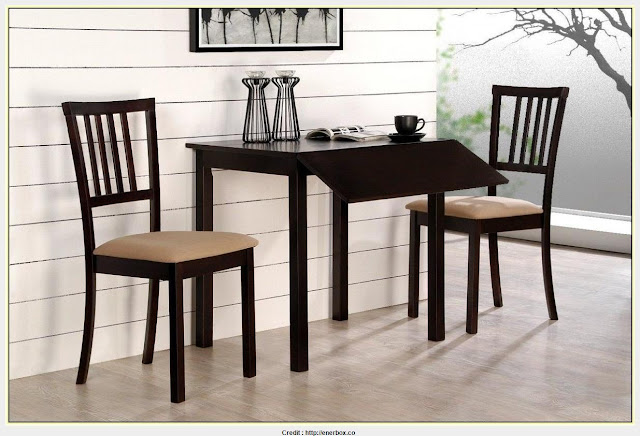 Marvelous Origami Drop Leaf Dining Table Photo