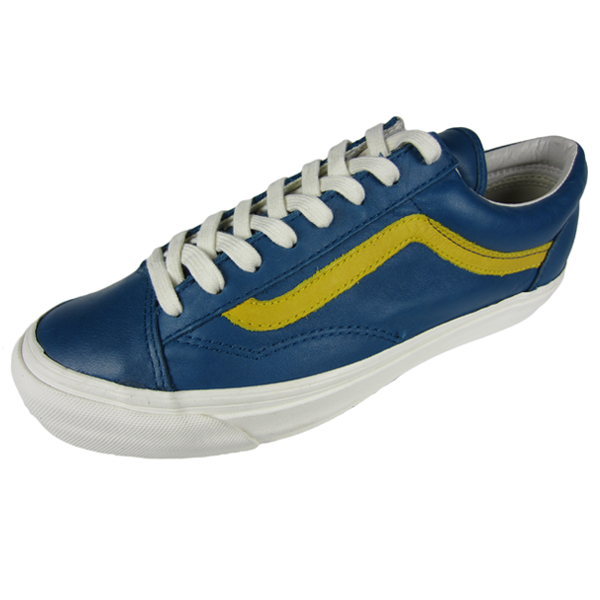 Vans Vault OG Style 36 LX: Moroccan Blue | Sneakers fashion