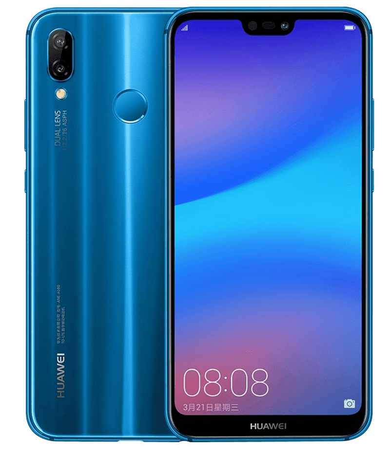 Huawei Nova 3e (P20 Lite) with 24MP Sony IMX576 selfie cam goes official!