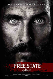 Free State of Jones - Poster & Trailer