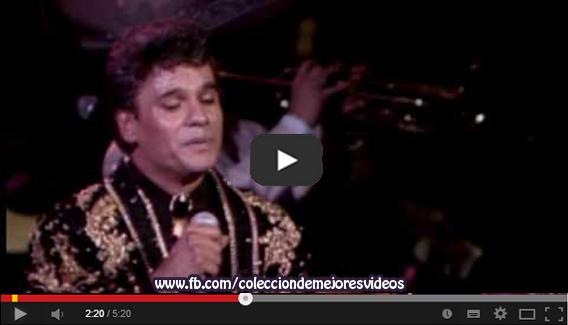 Vídeo Musical, Juan Gabriel, Yo No Naci Para Amar