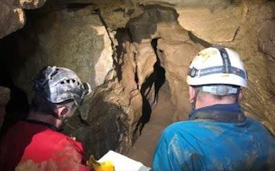 «Τρύπα του ανέμου»: Τεράστιο σπήλαιο εκατομμυρίων ετών ανακαλύφθηκε στη Ρηνανία