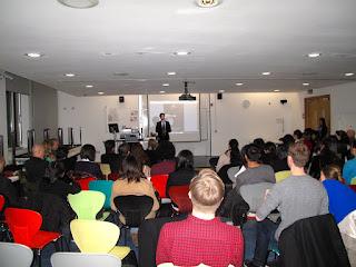 《自由中国》伦敦高校放映 观众赞其将改变世界-【图片游记】《自由中国》欧洲行(18)