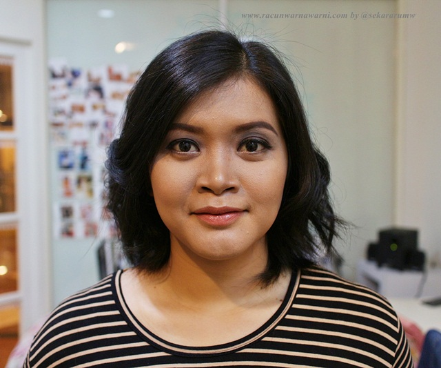 Hasil Akhir Tes Make Up