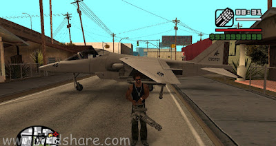 Save Grand Theft Auto San Andreas For PC 100% Tamat