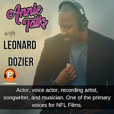 Annie Talks with Leonard Dozier