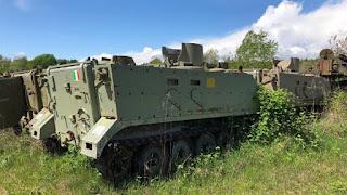 APC M-113 Italia