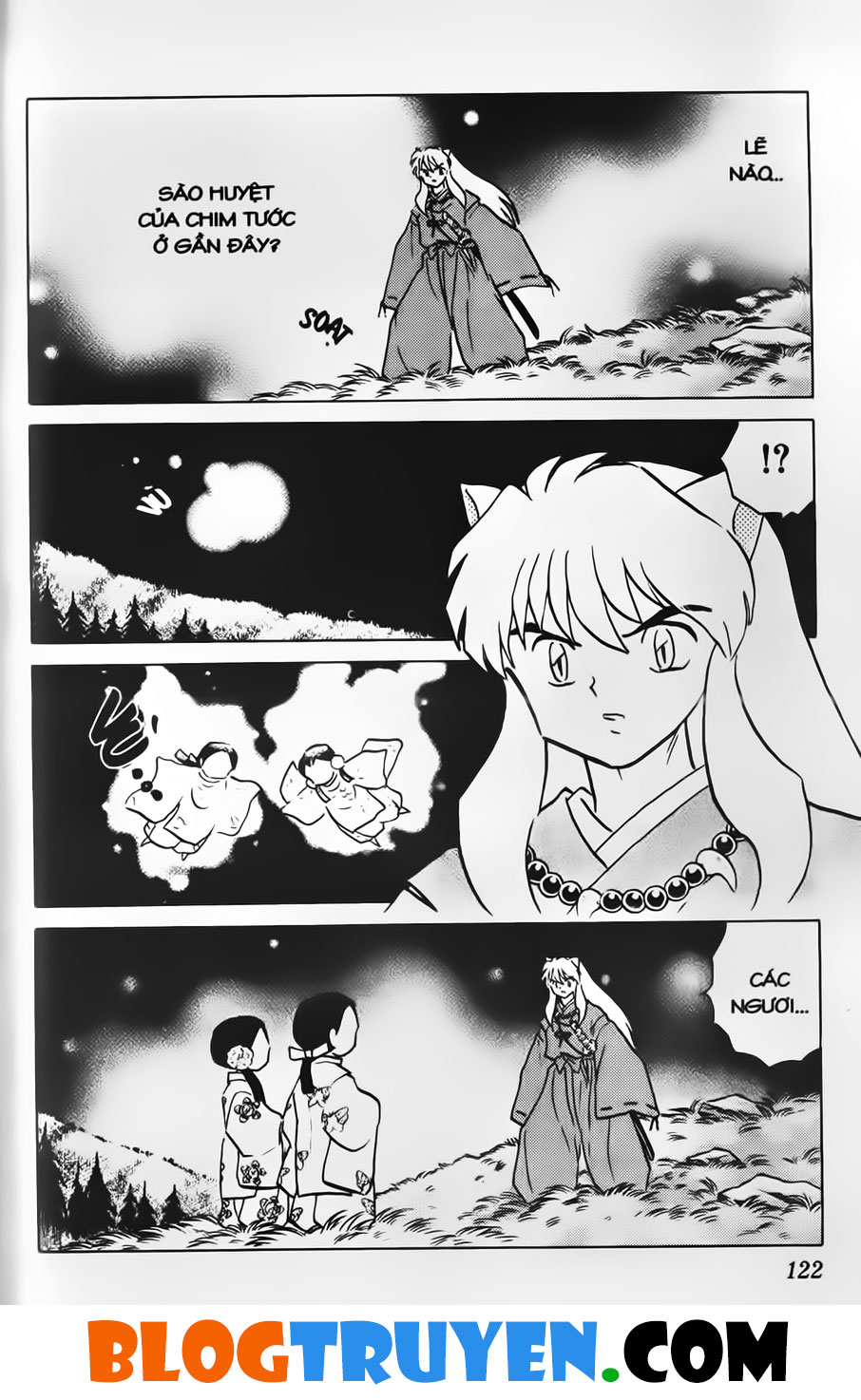 Inuyasha vol 32.7 trang 11