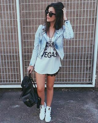 Outfits para ir al Cine casual mujer