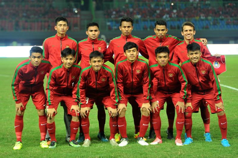 Tim nasional U-19 Indonesia Sangat Perkasa di Grup A Piala Asia U-19 2018