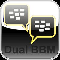 Dual BBM MULTI Versi Terbaru v3.3.0.16 APK (BBM2+BBM3+BBM4+BBM5)