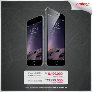 Promo iPhone 6 The Enchanted One di Erafone