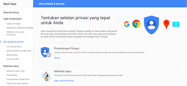 Cara Download Google Data