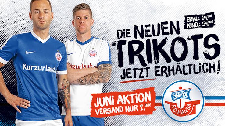 Hansa Rostock Spielstand