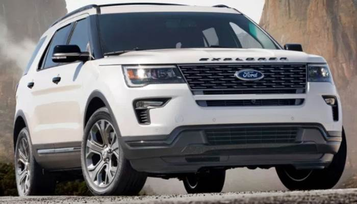2020 Ford Explorer Sport Trac Review and Price