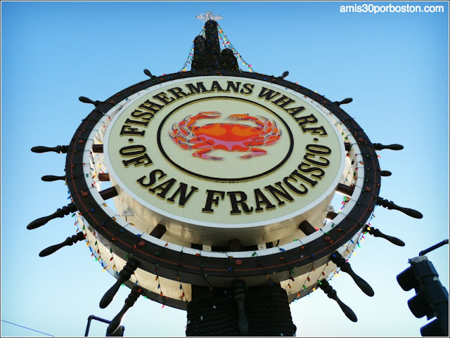 Fisherman's Wharf en San Francisco