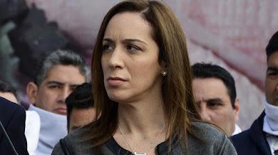 Aportantes truchos de Cambiemos: María Eugenia Vidal denunciada por usurpación de identidad y lavado de activos. Pasaron de enarbolar el cambio, a las peores ilegalidades de índole electoral
