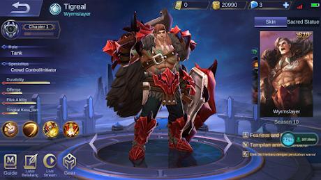 Tigreal -Wyrmslayer
