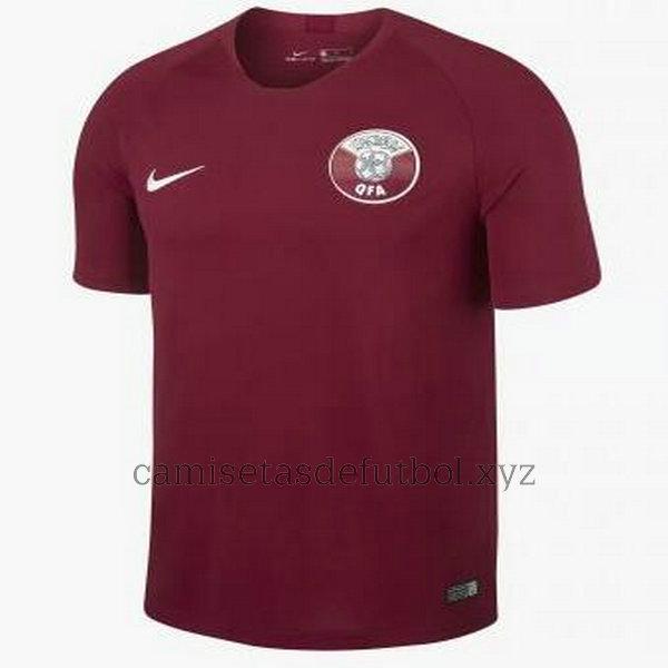 camiseta primera equipación Katar 2018-2019 ca5dd3c1acb3c