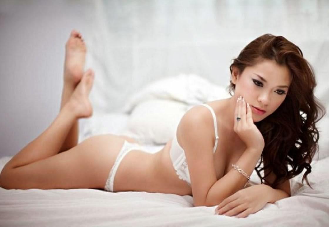 Nathalie Hayashi Telanjang Hot