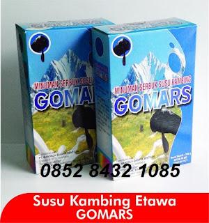 Khasiat manfaat bubuk susu kambing ettawa untuk kesehatan murni Gomars asli
