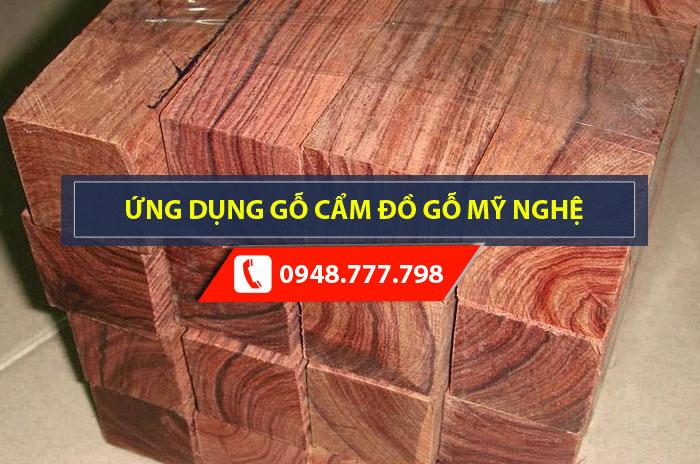 Thế nào là gỗ cẩm? Ứng dụng gỗ cẩm trong thi công đồ gỗ