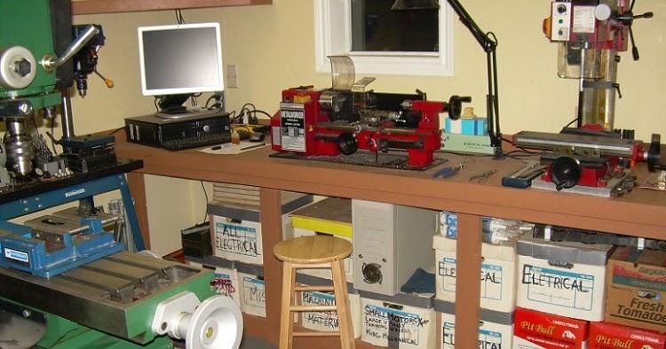 hobby machine shops