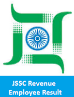 JSSC Revenue Employee Result