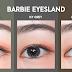 Review  Barbie Eyesland Contact Lenses in Icy Grey, Iris Brown, Iris Green