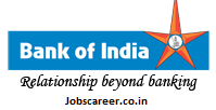 Bank of India Recruitment of Officer (Credit) and Manager for 670 Posts : Last Date 05/05/2017