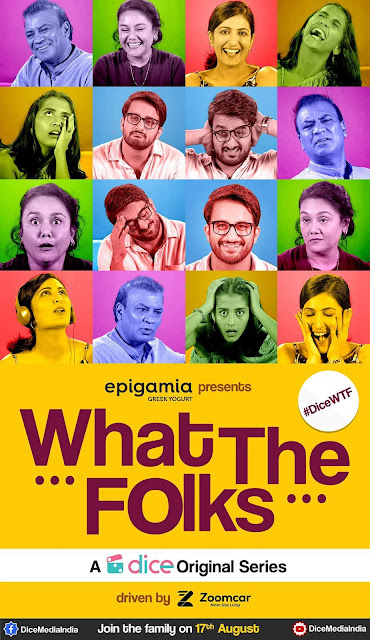 'What the Folks' Web Series on Dice YouTube/Facebook Channel Plot Wiki,Cast,Image